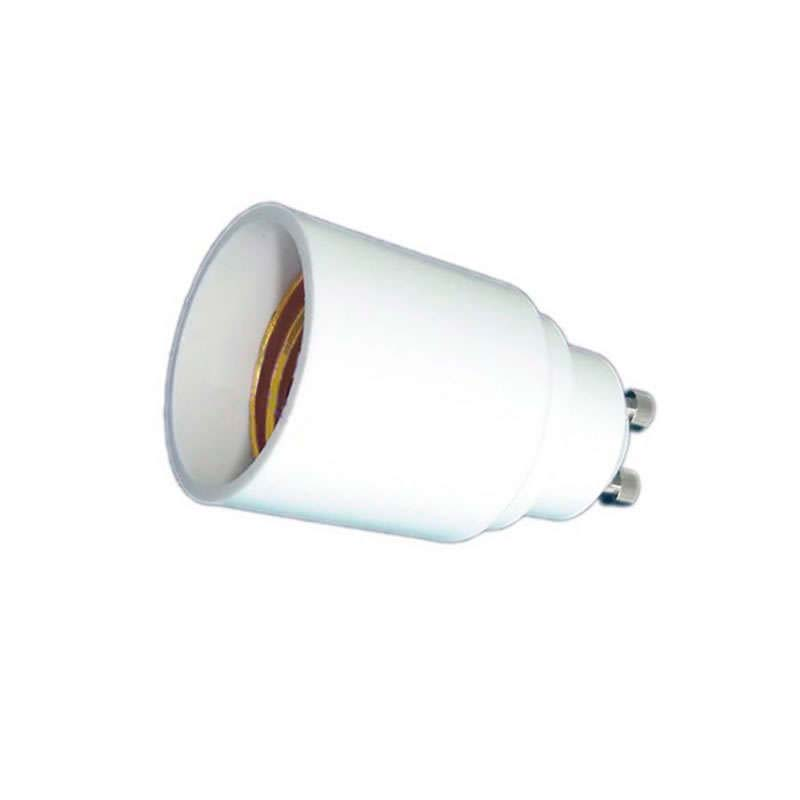 Adapter/converter for  GU10 and E27 bulbs
